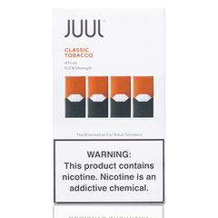 JUUL Classic Tobacco Pods 5% - buy-ejuice-direct