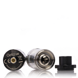 Aspire Cleito 120 Stainless Steel 25mm Sub Ohm Tank Bottom View ejuice direct hardware