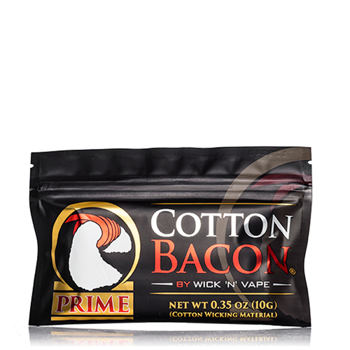 Cotton Bacon Prime by Wick N Vape - buy-ejuice-direct