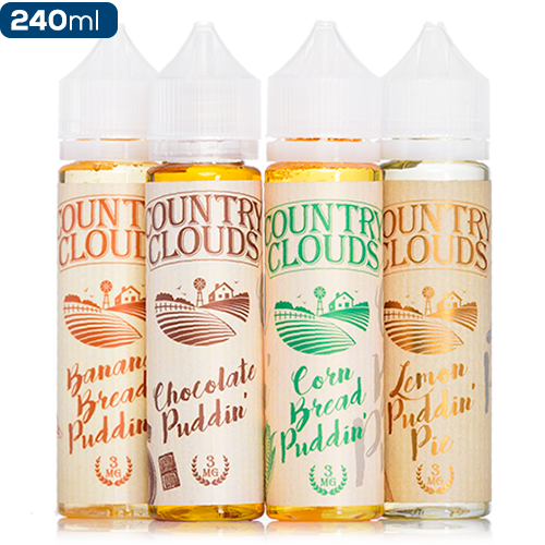 Country Clouds - 4 Pack Deal ejuice Country Clouds