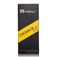 Uwell - Crown 3 Coils - buy-ejuice-direct