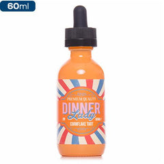 Dinner Lady Cornflake Tart 60ml premium eliquid ejuice Direct