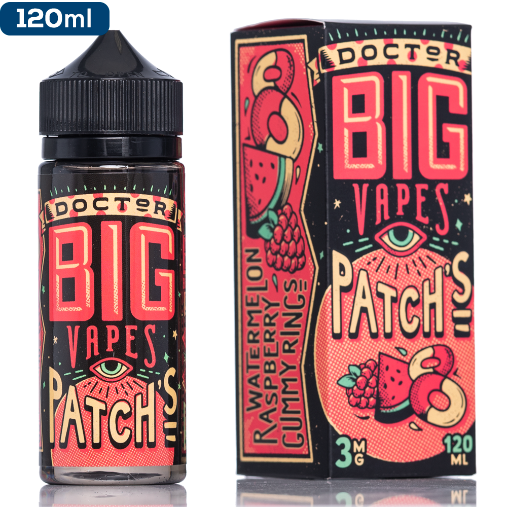Doctor Big Vapes - Patch's