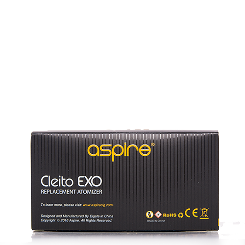Aspire Cleito Exo Replacement Coils eJuice Direct hardware accessories