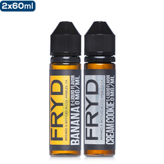 FRYD Original 2 Pack Premium Vape Juice Bundle eJuice Direct