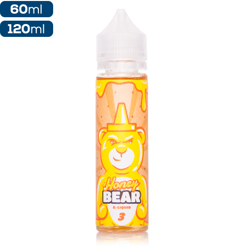 Honey Bear Marina Vape 60ml 120ml premium vape juice ejuice direct