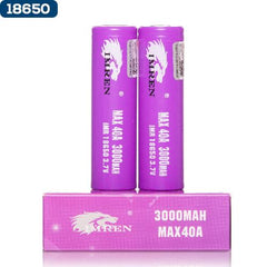 Imren 3000mAh 18650 Batteries eJuice Direct