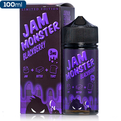 Jam Monster eLiquids Blackberry Premium Vape Juice eJuice Direct