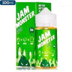 Jam Monster by Jam Monster Liquids Apple Vape Juice eJuice Direct