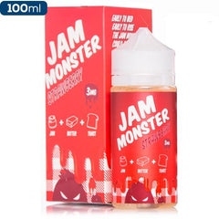 Jam Monster - Strawberry - buy-ejuice-direct