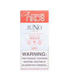 Juno X Naked100 - Brain Freeze Pods - buy-ejuice-direct