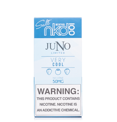 Juno X Naked100 - Very Cool Pods - buy-ejuice-direct