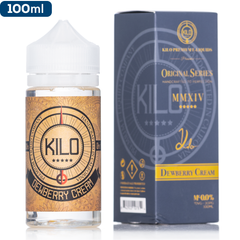 Kilo Original Series - Dewberry Cream eJuice - buy-ejuice-direct