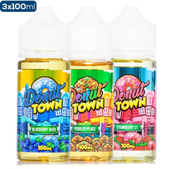 Donut Town 3 Pack Pack Deal Donut Town