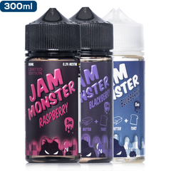Jam Monster Berry 3-Pack Deal | Limited Vape Bundle | eJuice