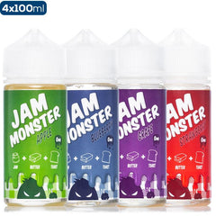 Jam Monster 4 Pack Pack Deal Jam Monster