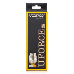 VooPoo - UFORCE N2 Replacement Coils 5-Pack - buy-ejuice-direct