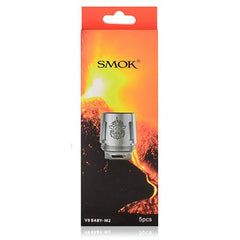 SMOK - V8 Baby M2 Coils - buy-ejuice-direct