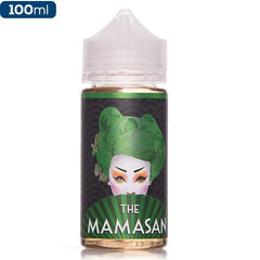 The Mamasan Mama Melon Premium vape Juice eJuice Direct
