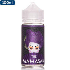 The Mamasan Purple Cheesecake Premium vape Juice eJuice Direct