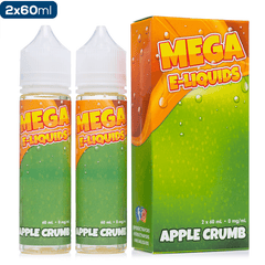 MEGA by Verdict Vapors - Apple Crumb eJuice Verdict Vapors-MEGA