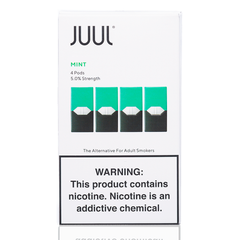 JUUL Mint Pods 5% - buy-ejuice-direct