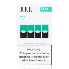 JUUL Mint Pods 3% - buy-ejuice-direct