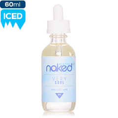 Naked100 Menthol Very Cool 60ml premium eliquid ejuice direct