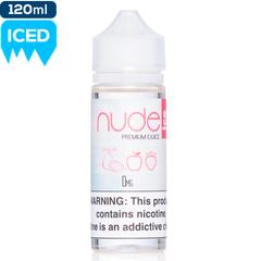 Nude Ice G.A.S E-Liquid | 120ml Vape Juice