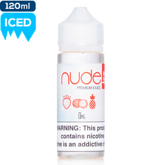 Nude Ice Premium E-Liquid | 120ml Vape Juice