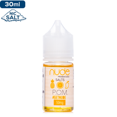 Nude Salts - P.O.M. - buy-ejuice-direct