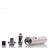 Aspire Pocket X Stainless Steel Kit breakdown Ejuice Direct hardware