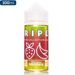 Ripe Collection Straw nanners Premium eLiquid ejuice direct
