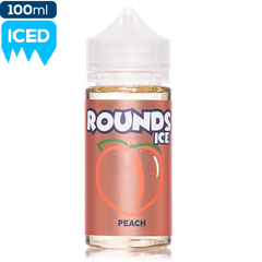 Rounds Ice - Peach Ice - buy-ejuice-direct