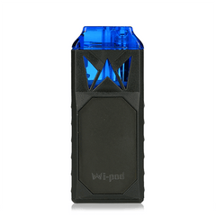 Smoking Vapor - Wi-Podx Pod Kit Pod System Smoking Vapor Black Metal
