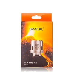 SMOK - X-Baby M2 Coils - buy-ejuice-direct