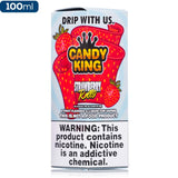 Candy King - Strawberry Rolls - buy-ejuice-direct