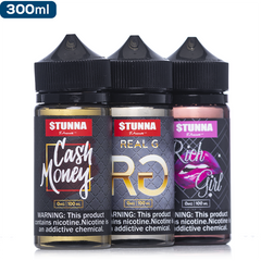 Stunna 3-Pack Vape Bundle - buy-ejuice-direct
