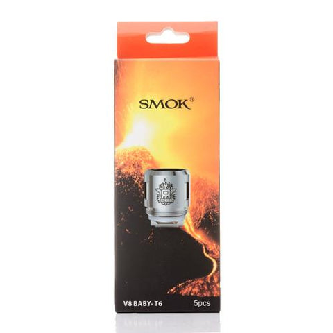 SMOK Replacement V8 Baby-T6 5-Pack