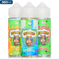 Vape Heads 3-Pack premium ejuice