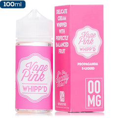 Vape Pink - Whipp'd - buy-ejuice-direct