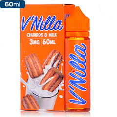 Churros & Milk by V'nilla eLiquid Premium Vape Juice eJuice Direct