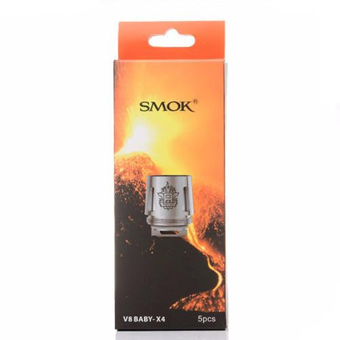 SMOK Replacement V8 Baby-X4 5-Pack