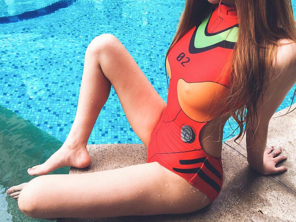 ASUKA LANGLEY SWIMSUIT PREORDER