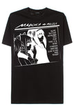 MAGICAL SONIC YOUTH MADOKA BLACK TEE