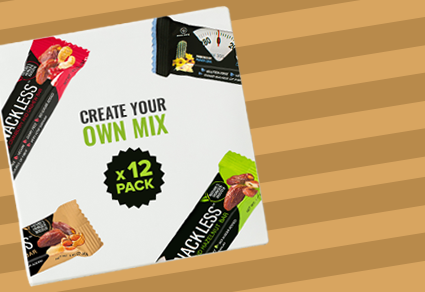 Trial boxes snackless