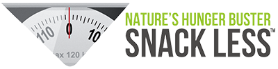 Snack Less - Nature's Hunger Buster