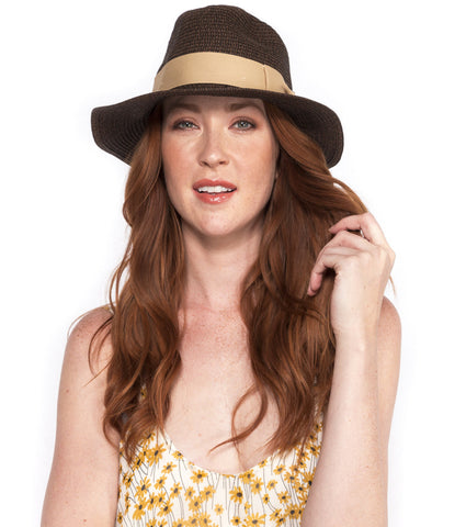 The Roosevelt Summer Panama Hat