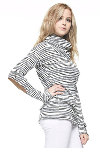 The Avery Cowl Neck