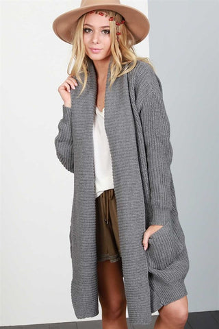 Lazy Day Oversized Sweater
